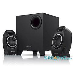 CREATIVE SBS A250 2.1聲道喇叭