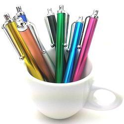 鋁合金七彩手寫觸控筆(隨身筆款)不選色