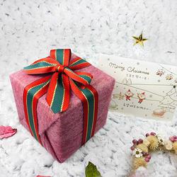 聖誕禮盒包裝-紅色