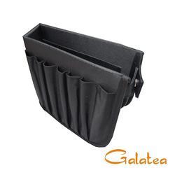 Galatea葛拉蒂-12孔可站立收納皮套