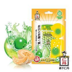 (加價購)森下仁丹-魔酷雙晶球-甜心哈密瓜(1盒)
