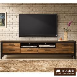 BRAC層木電視櫃