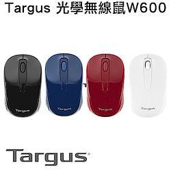 Targus 光學無線鼠W600(隨機出貨)