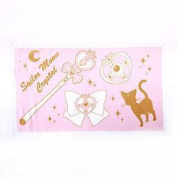Moon Crystal渡假浴巾