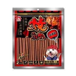【加購】燒肉工房零食 香濃鮮美牛風味棒360g