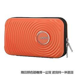 贈品-AT美國旅行者 Curio Mini Case(蜜桃橘)