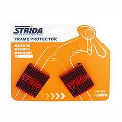 (加購)【STRIDA】車架護桿套 紅