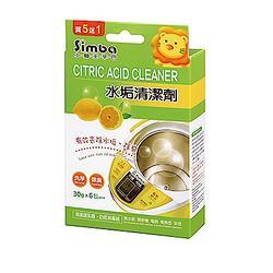【贈品】水垢清潔劑(30gx6包入)