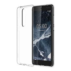 Nokia 5.1 Plus 透明保護殼