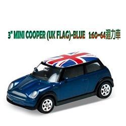 mini cooper造型迴力車