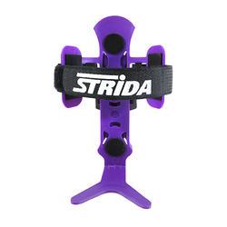 (加購)STRIDA 兩段V字扣萬用快拆水壺架 紫