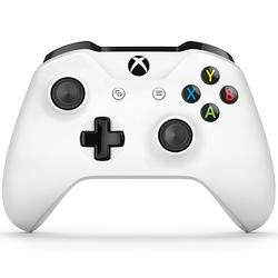 Xbox One 特別版藍牙白色無線控制器