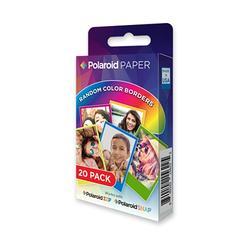 Polaroid 零墨水彩虹相印紙 Zink20張