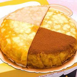 加購10個4合1綜合千層蛋糕(共20個)