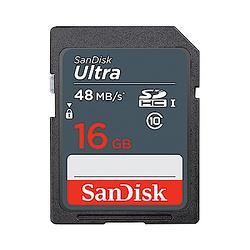 SanDisk 16GB 記憶卡