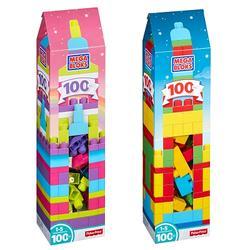 美高100片積木城堡-款式隨機出貨(1-5Y)