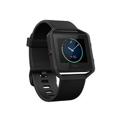 Fitbit Blaze 健身手錶-消光黑(L)