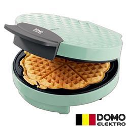 (贈品)比利時DOMO心型鬆餅機