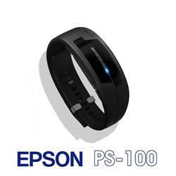 EPSON 心率手環(PS-100) 黑 -M/L