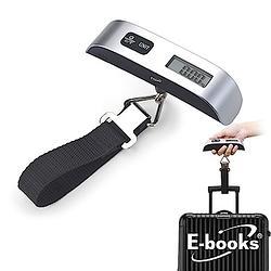 贈品◆E-Books L1鋁製電子行李秤