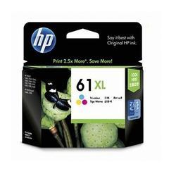 HP CH564WA NO.61XL 彩色墨水匣