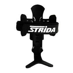 (加購)STRIDA 兩段V字扣萬用快拆水壺架 黑