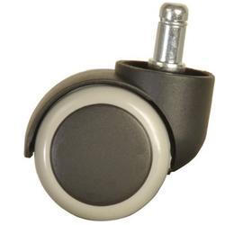 PU輪(1組/5入)台製 不刮傷地板(軟地板必用)