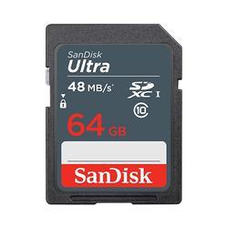 SanDisk Ultra SDXC 64GB 記憶卡 48MB/s