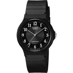 CASIO卡西歐 指針錶-灰x黑