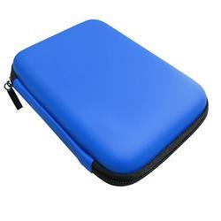 外接式硬碟防震硬殼包 (S)-天空藍