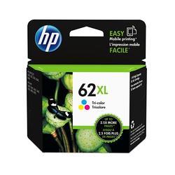 HP NO.62XL 原廠彩色墨水匣 高容量