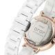 NATURALLY JOJO 經典風尚陶瓷腕錶-白34mm product thumbnail 6