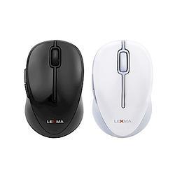 LEXMA M300R 2.4G無線鼠(顏色隨機)