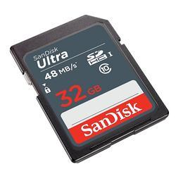 Sandisk 32G SDXC UHS-I 48mb/s 記憶卡
