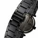 NATURALLY JOJO 優雅流蘇紋時尚陶瓷腕錶-珍珠母貝 黑/32mm product thumbnail 5