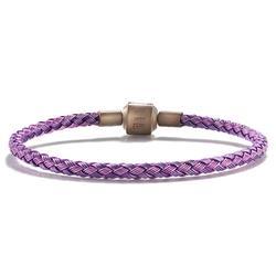 不鏽鋼手環_紫X粉紫
