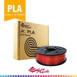 Jr.PLA卡匣式線材Clear Red-透明紅