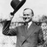 Fan of Calvin Coolidge