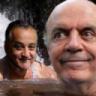 Serra no banho do Cachoeira