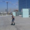 patinador solitario