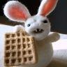 The Waffle Bunny