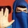 Spock mit Burka