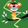 Yorkie the Cheeky Monkey