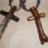 主耶穌基督 愛妳 ☆恩澤創藝 十字架項鍊☆ 大賓賓