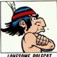 Lonesome Polecat