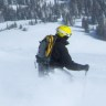Crikey a Wild Ski Bum