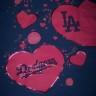 evie ♥'s her Dodgers