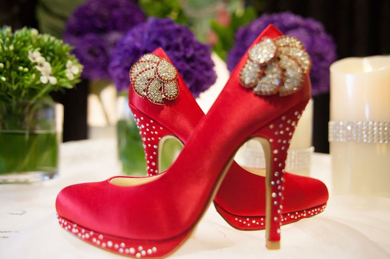My Stock婚鞋/高跟鞋