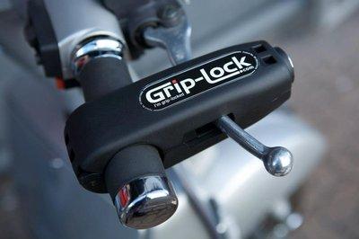 紐西蘭製造 右把鎖 GripLock  (黑色版本) (不再擔心忘了開碟煞鎖就起步) 9 個顏色, 保固一年