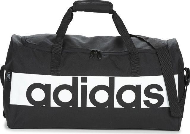 宏亮 含發票 ADIDAS 桶包 訓練提袋 健身 旅遊包 中型 黑色 S99959    尺寸規格:22cm*57c